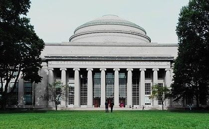 Massachusetts Institute of Technology - Top University Ranking
