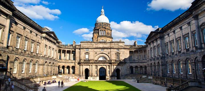 The University of Edinburgh one of the top university in world
