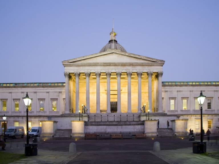 University College London- best computer science school