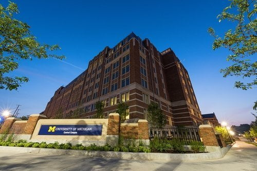 University of Michigan-best computer science schools