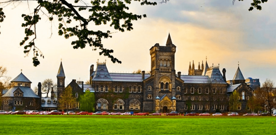 University of Toronto - Best University in world from Canada