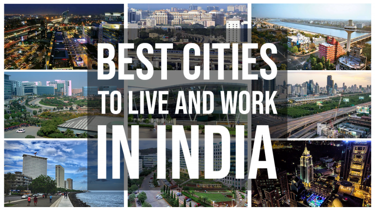 10 Best Indian Cities to Live in for Jobs, Career, and better Employment