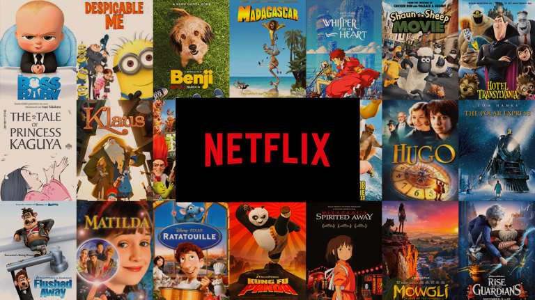 30 Best Kids Movies on Netflix Streaming in 2020: Kids and Family Movies