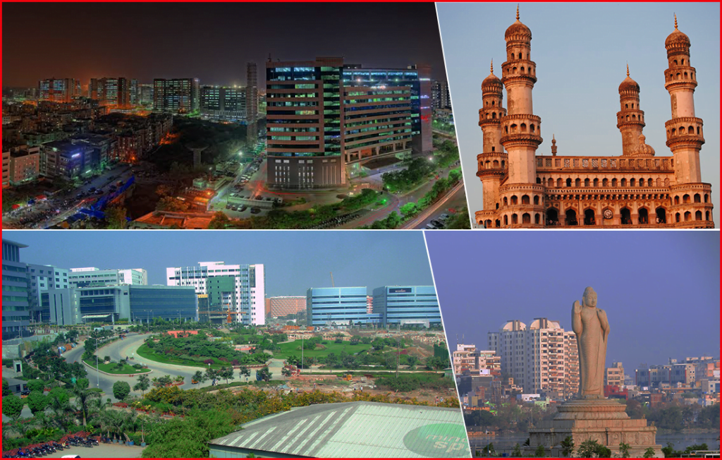 Hyderabad is the best Indian city to live and work