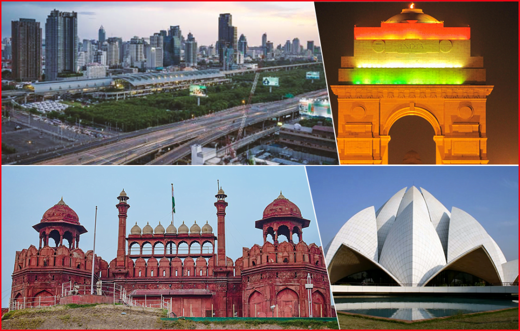 New Delhi is a good city to live in India