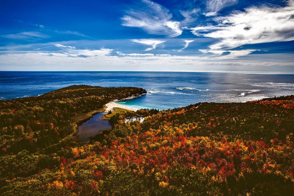Bar Harbor offers great magnificent sights and is one of the Best Places to visit in the USA