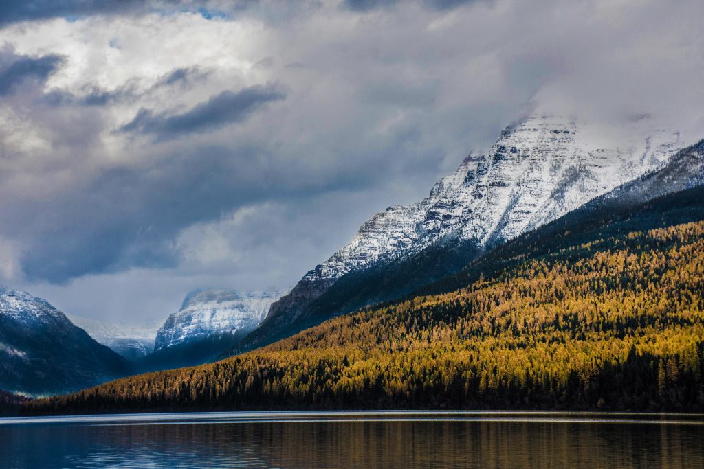 Glacier National Park is among the best national parks of USA