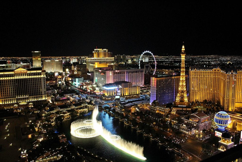 Las Vegas - Best Places to visit in the USA