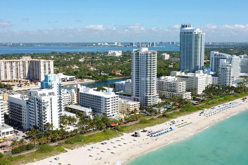 Miami is one of the best place to visit in USA
