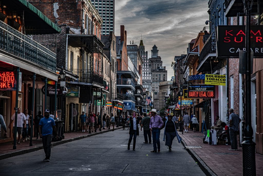 New Orleans - Best Places to visit in the USA