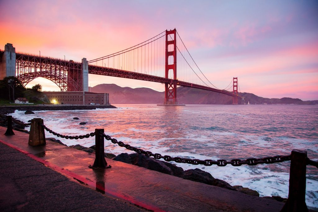 San Francisco is one of the most beautiful city in USA