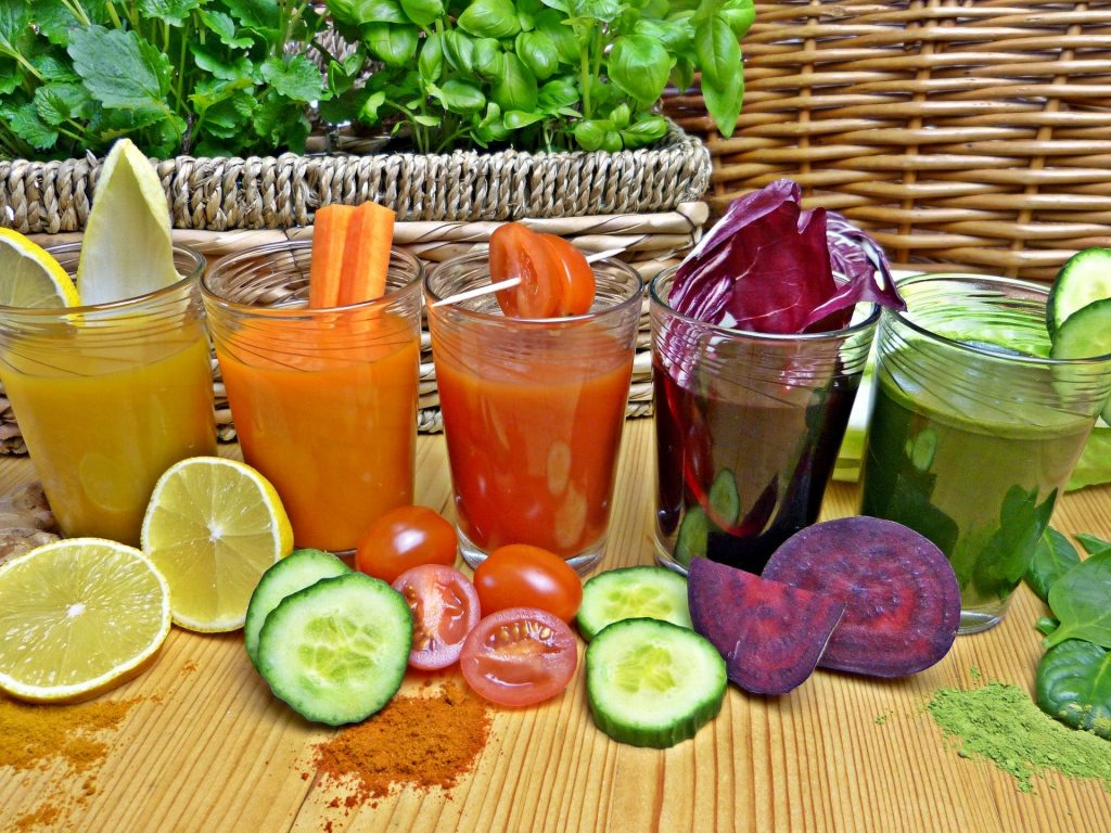 Drink juice to cure Hangover