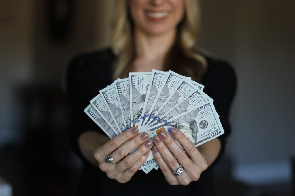 How to use the law of attraction for money