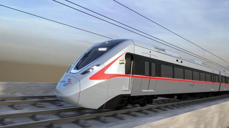 Delhi - Meerut RRTS Train