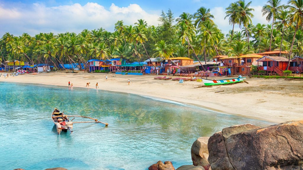 Goa - Romantic Honeymoon Destinations in India