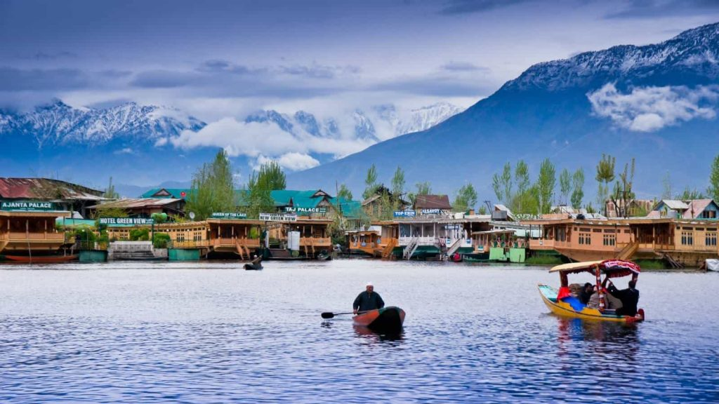 Srinagar - Best Honeymoon Places in India