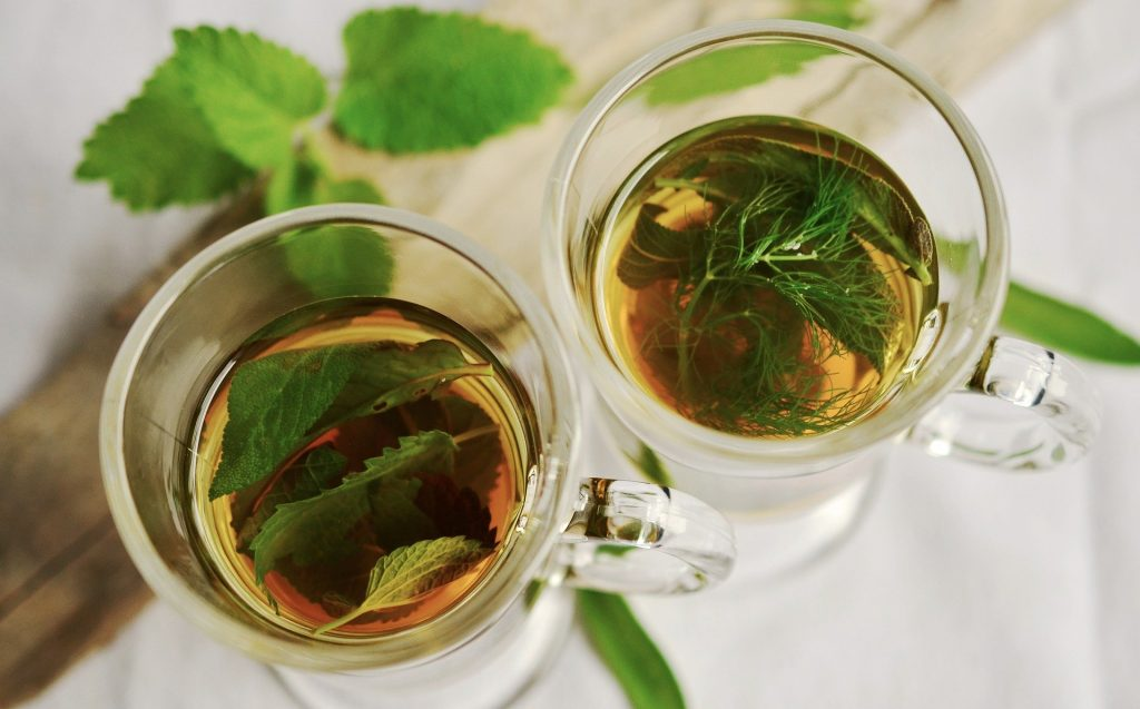 herbal tea is a great natural remedy for headaches and migraines