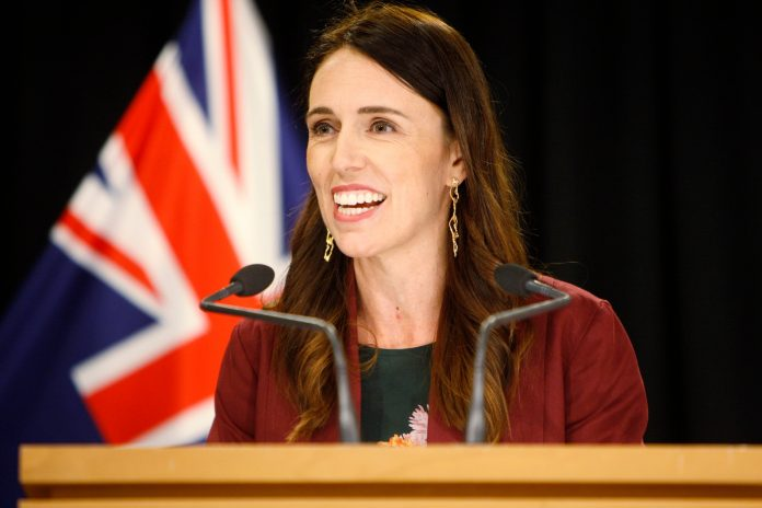 New Zealand PM Jacinda Ardern admits using Cannabis