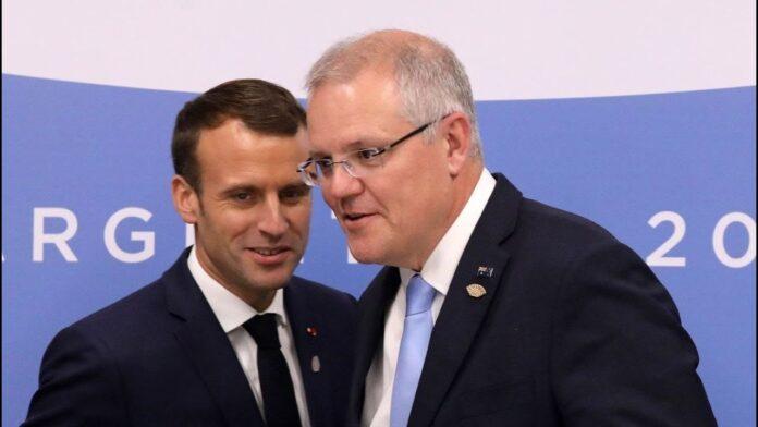 Australia France failed nuclear submarine deal